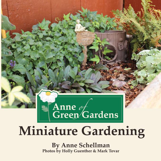 Miniature Garden book Anne of Green Gardens
